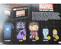 Funko Pop Marvel Collector Corps Box The Infinity Saga XL