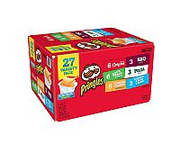 Chipsy Pringles Variety Pack 27 cup 555g